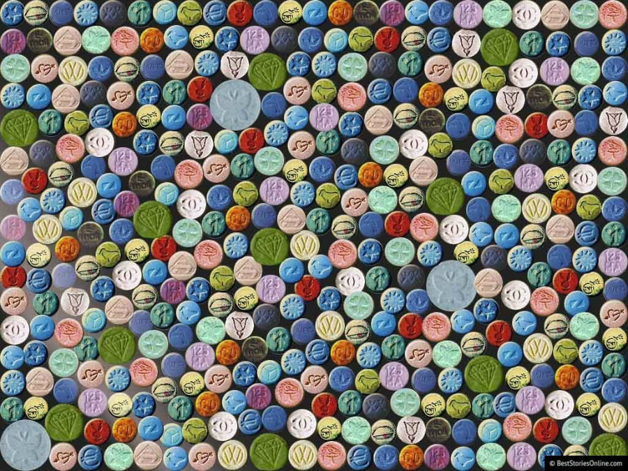 The FDA approved a set of clinical trials that aim to study the beneficial effects of ecstasy. Photo credit: BestStoriesOnline.com