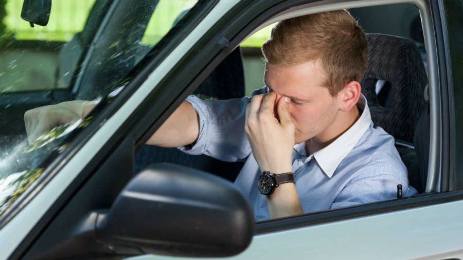 Drivers Sleeping Less Than Five Hours A Night Increases Risk For Crash