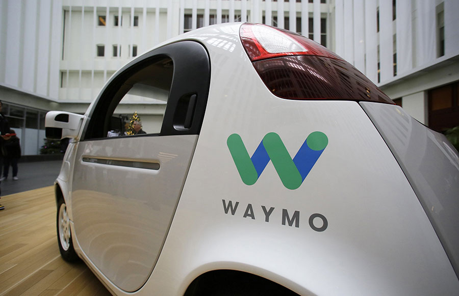Google Waymo to Form Alliance with Honda
