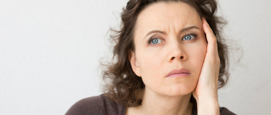 The average age for menopause is 50. Image credit: Invitra