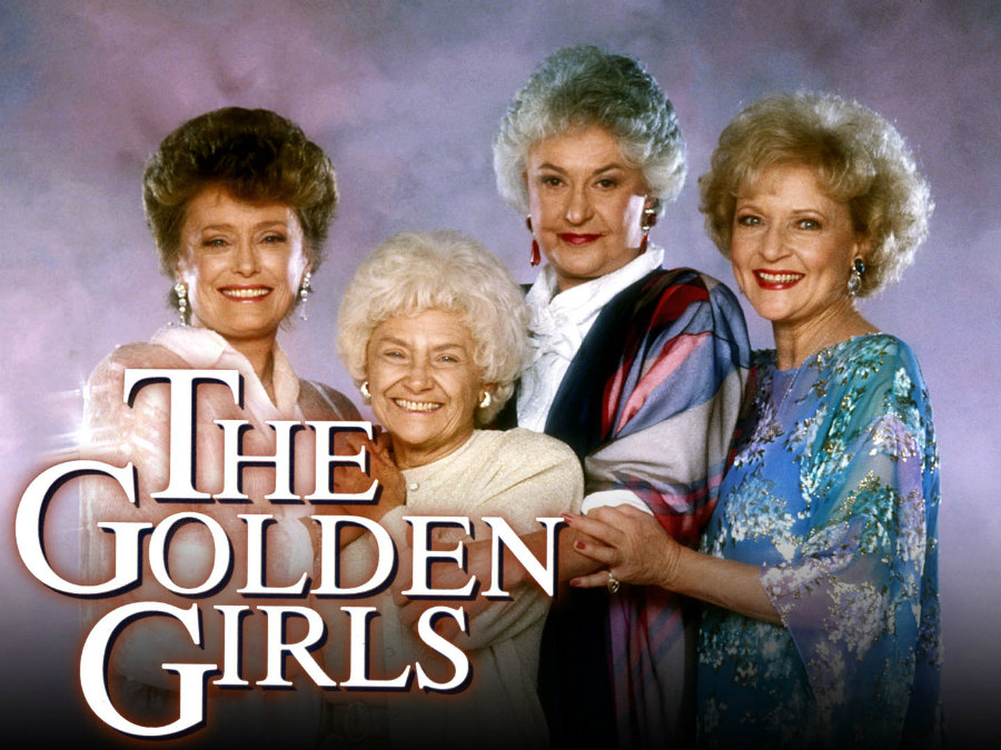 All seven seasons of The Golden Girls will be available on Hulu. Photo credit: IndieWire