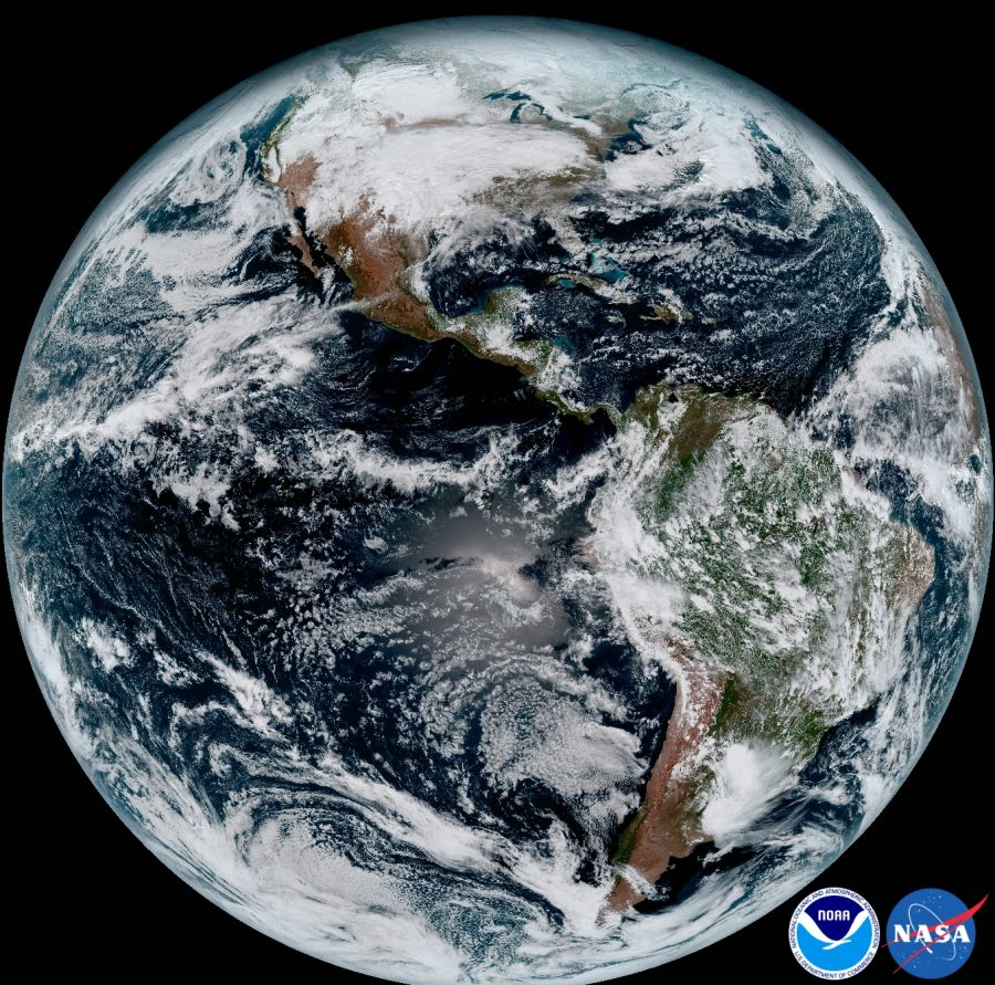 Earth, NOAA