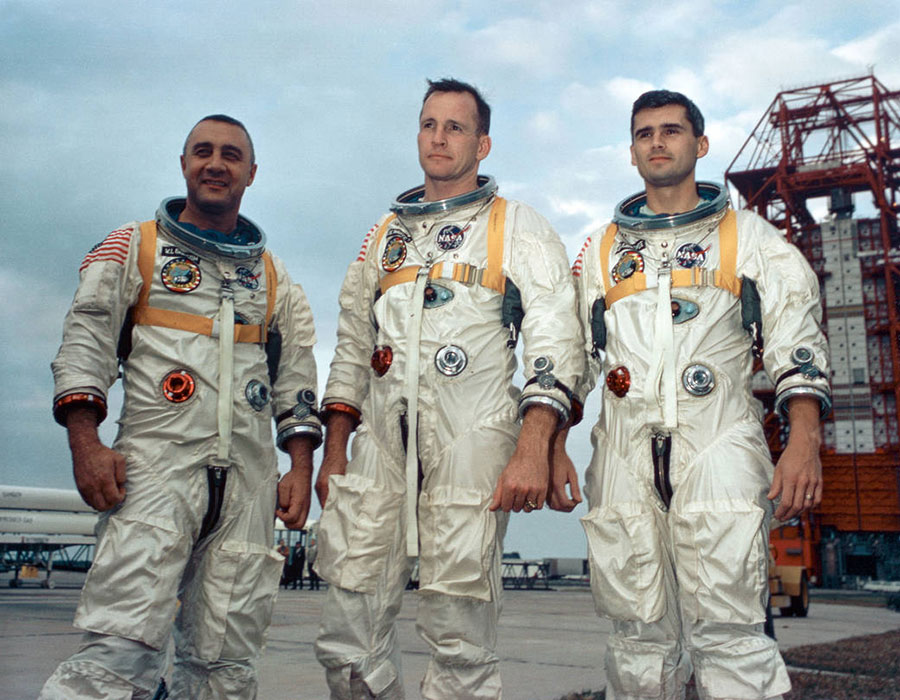 astronauts apollo 1 tragedy -#main