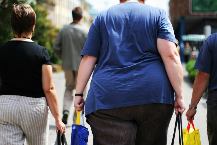 Obese people are often targeted as lazy, incompetent, and unattractive because of their size. Image credit: Yahoo!