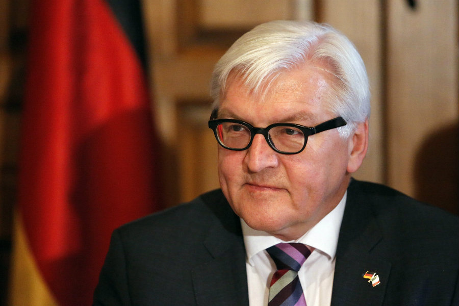 The German parliamentary assembly has elected Frank-Walter Steinmeier, a Social Democrat, as President of the nation. Image credit: Vestnikkavkaza.net