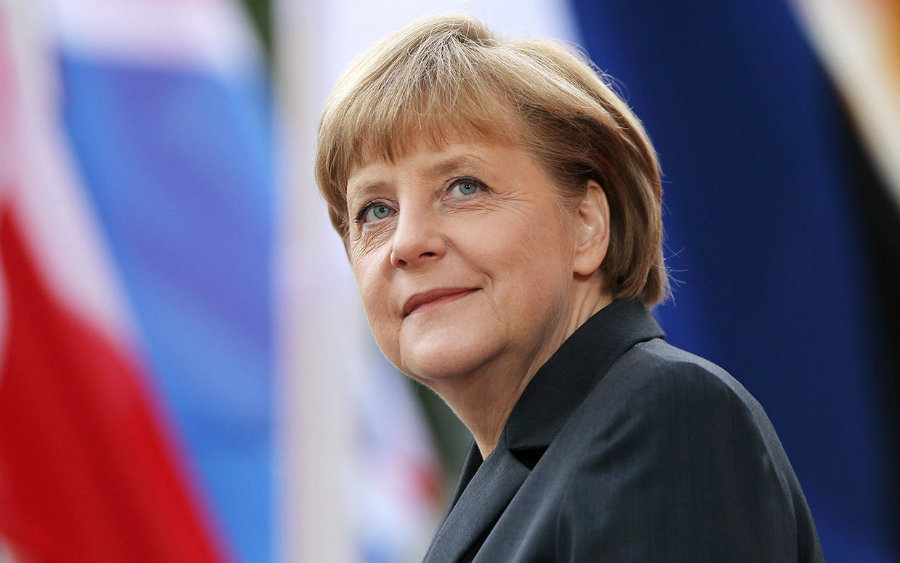 Angela Merkel's attempt of getting approved to go on in her 4th consecutive mandate as Chancellor could be in danger. Image credit: Getty Images / Parade