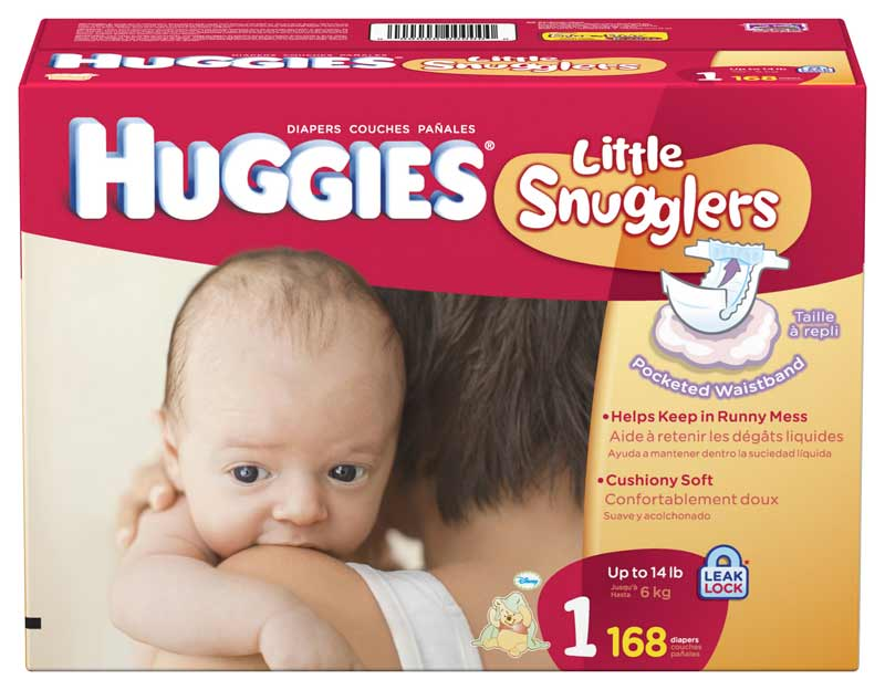 Huggies Little Snugglers Diapers
