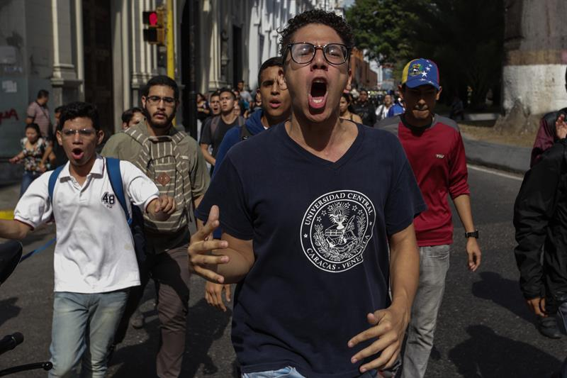 Venezuela Protests, Coup, National Assembly