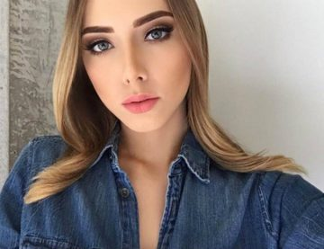 Hailie has been very successful on social networks even to the point of becoming an Instagram sensation. Image credit: People