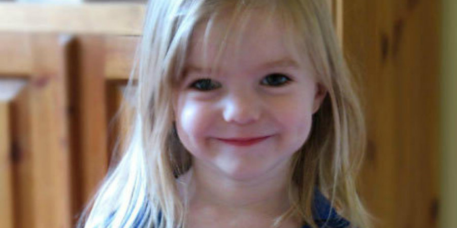 UK police has given $103,000 to continue to search for Madeleine McCann. Image credit: The Huffington Post
