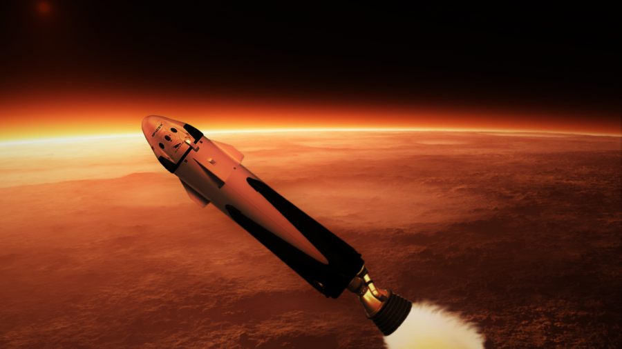 SpaceX Mars Mission