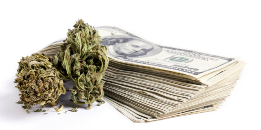 The creation of nationwide marijuana programs could save Medicare for $1 billion. Image credit: The Huffington Post