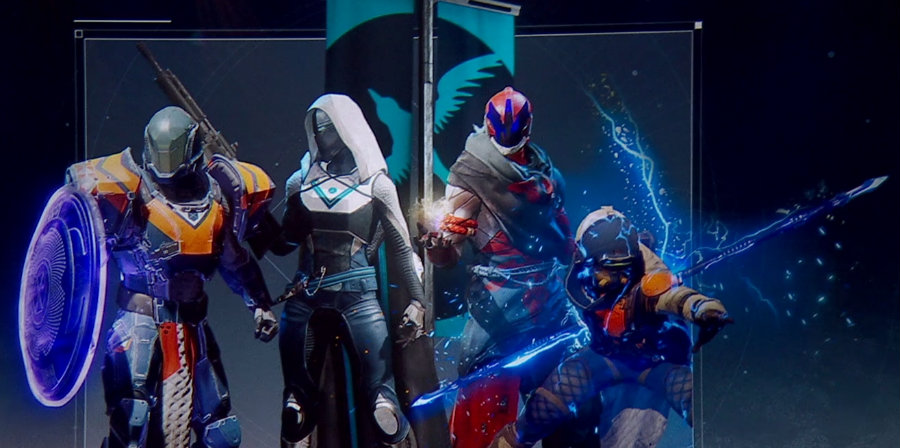 Destiny 2 is going to integrate clans into the game. Image credit: Vg247.com