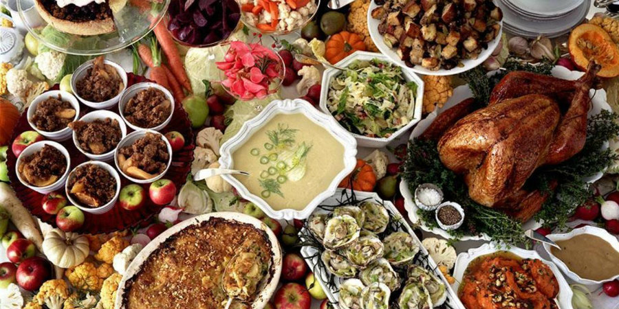 Fasting days were alternated with feasting days, in which participants could eat up to 125 percent of the recommended set of calories. Image credit: BBC