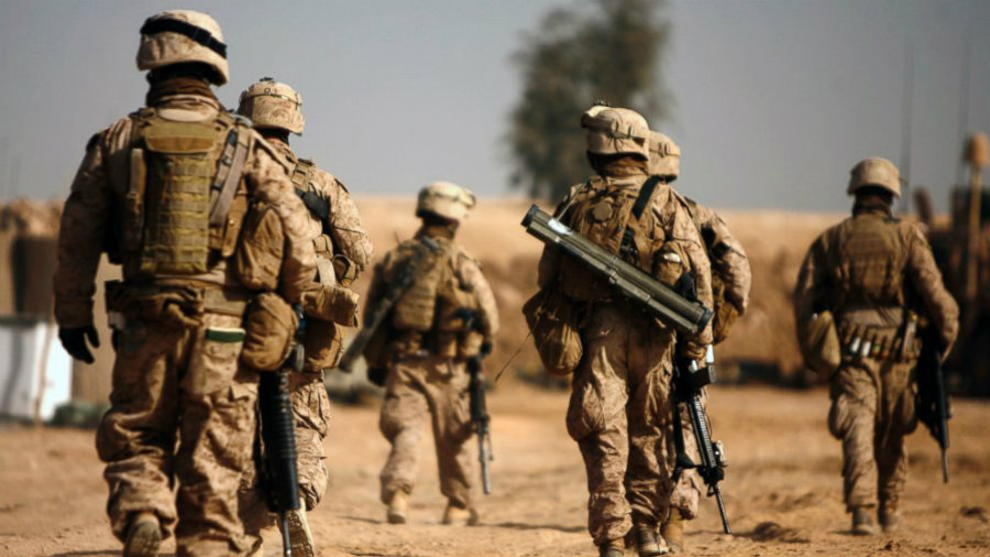Most military service members discharged for misconduct are diagnosed with some sort of mental health disorder at some point during their career. Image credit: ABC News