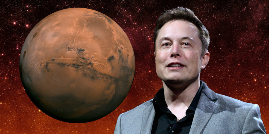 Elon Musk's Mars Vision Detailed in Astronautic Journal