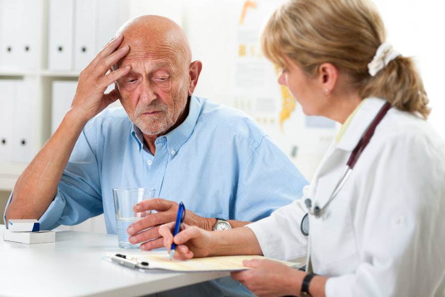 Over 5 million Americans have Alzheimer's disease, and this number is expected to grow. Image credit: Cadabam's Hospitals