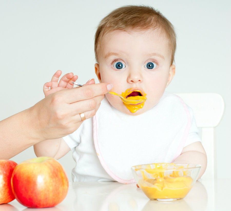 Experts alert about presence of lead in baby food
