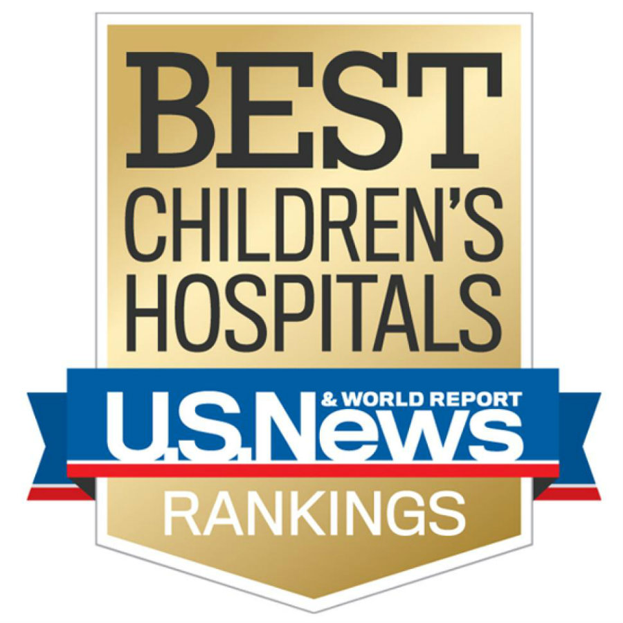 Children's Hospital again recognized by US News and World Report