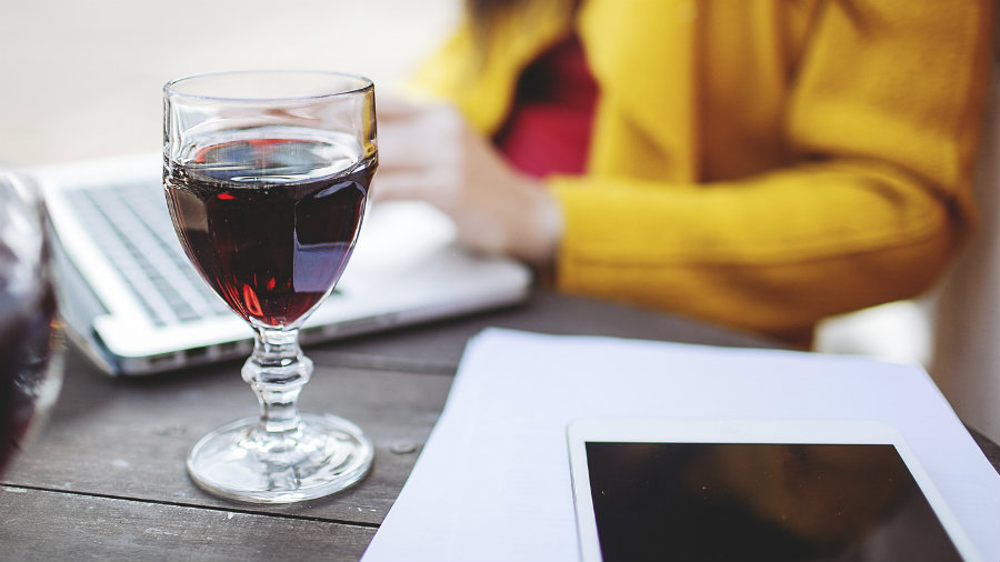Even moderate drinking is bad for your brain