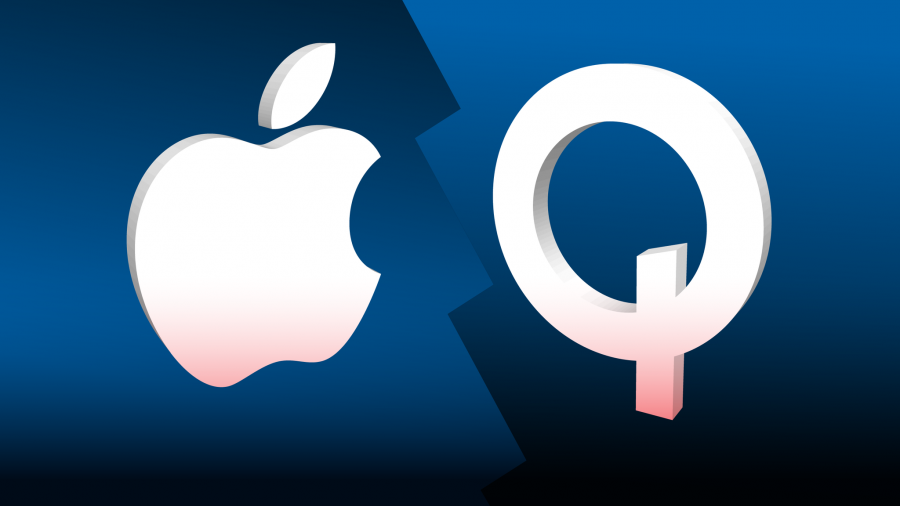 Qualcomm officially files patent infringement suit against Apple, seeking iPhone import ban