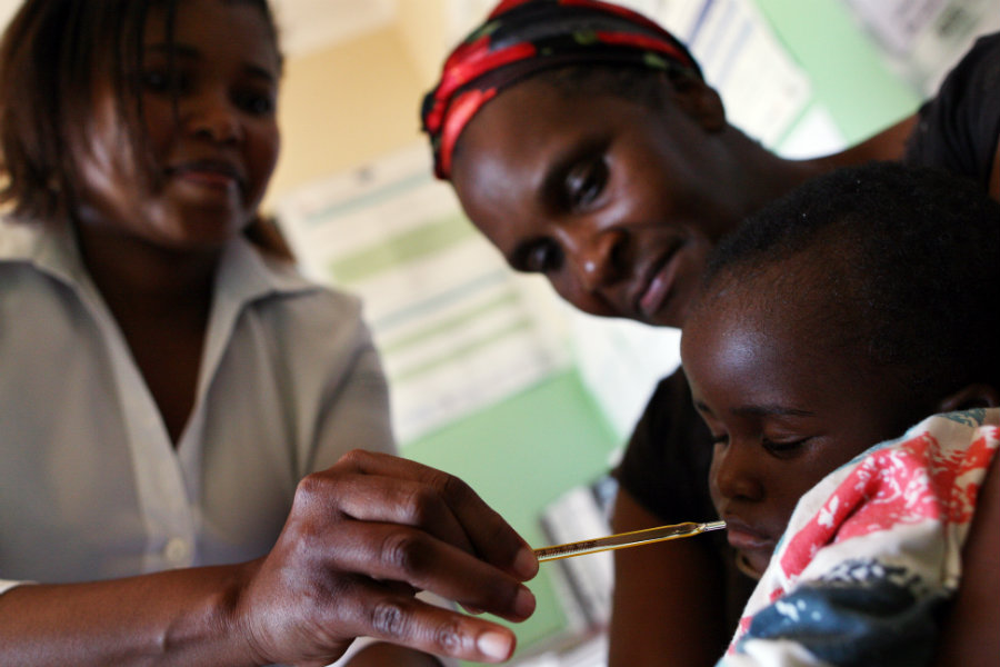 The overall results were caused by the improved HIV-treatment program. Image credit: Pedaids.org