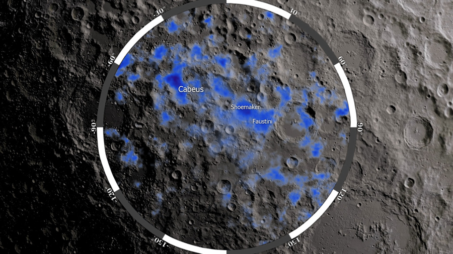 Moon Could Be Filled With Water, New Study Says