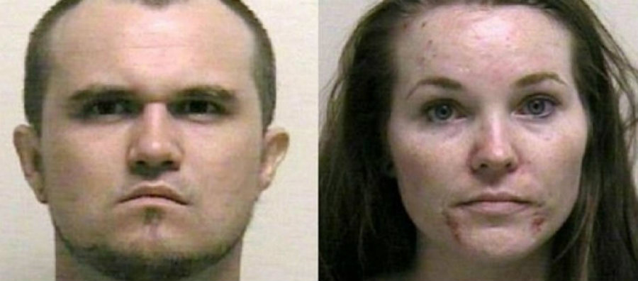 Colby Wilde and Lacey Christenson. Image credit: Utah County / Blasting News