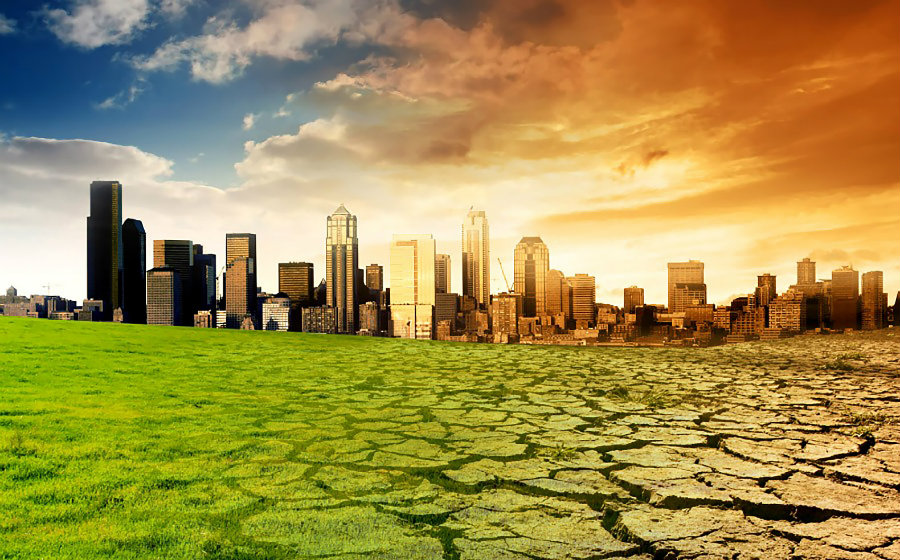 A new study found that global temperature is likely to rise more than 2 degrees Celsius by the end of the century. Image credit: Snopes