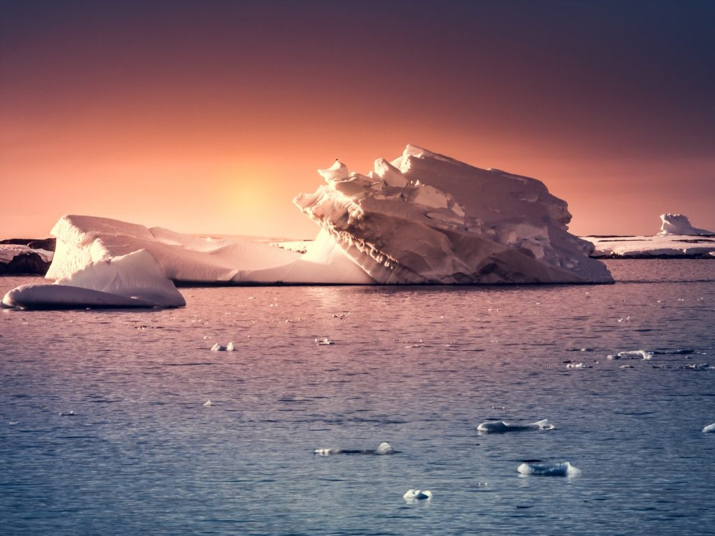 Floating A 68 Iceberg Won T Affect Sea Level Rise Says Expert