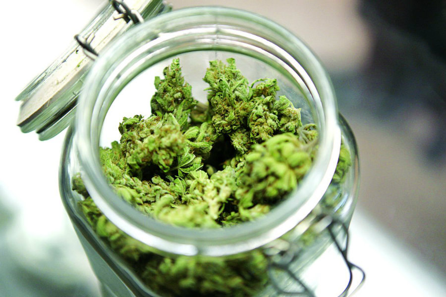 Customers over 21 years old or older will be able to go to 44 legal dispensaries to buy up to an ounce of marijuana. Image credit: Vegas Cannabis Magazine