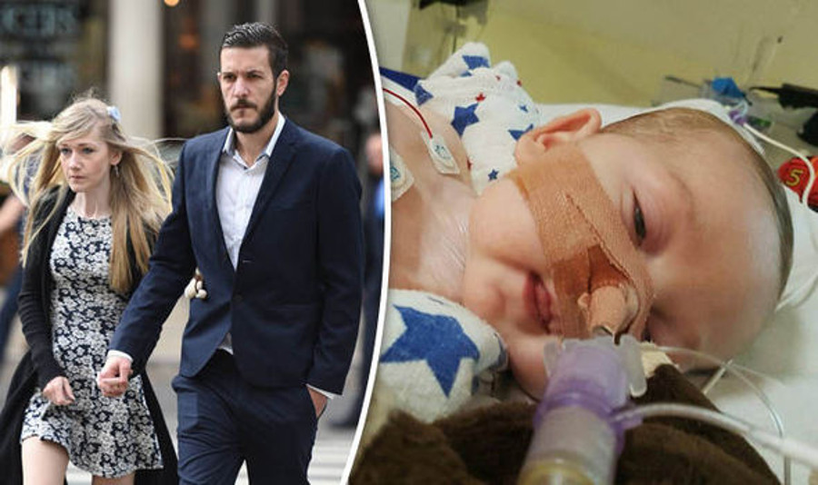 Critically ill baby Charlie Gard's parents back in court