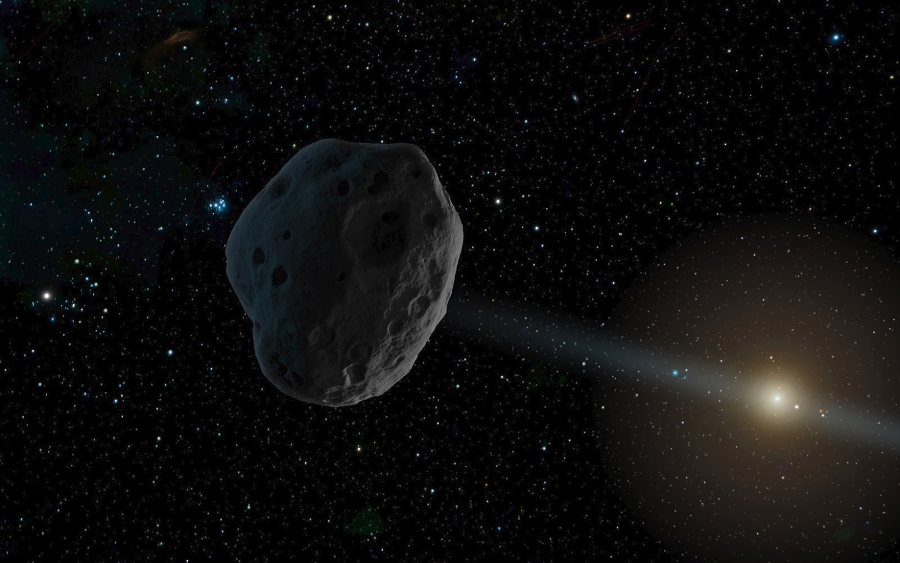 NASA prepares to monitor asteroid 2012 TC4 in October