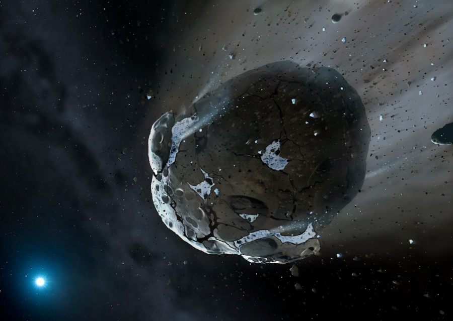 asteroid miles from earth - photo #9