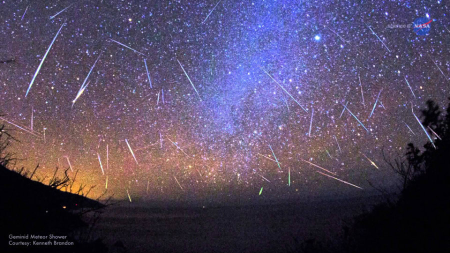 Clear night for stargazers watching Perseid showers