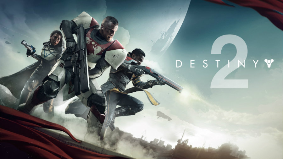 Activision Shares Amazing Destiny 2 Launch Screenshots