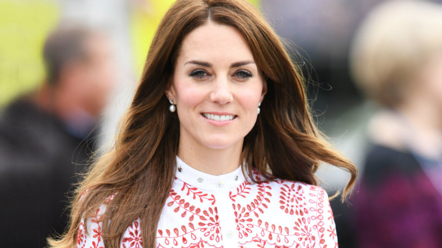 Duchess of Cambridge Catherine Middleton is pregnant again and suffering from hyperemesis gravidarum. Image credit: Rex / Marie Claire