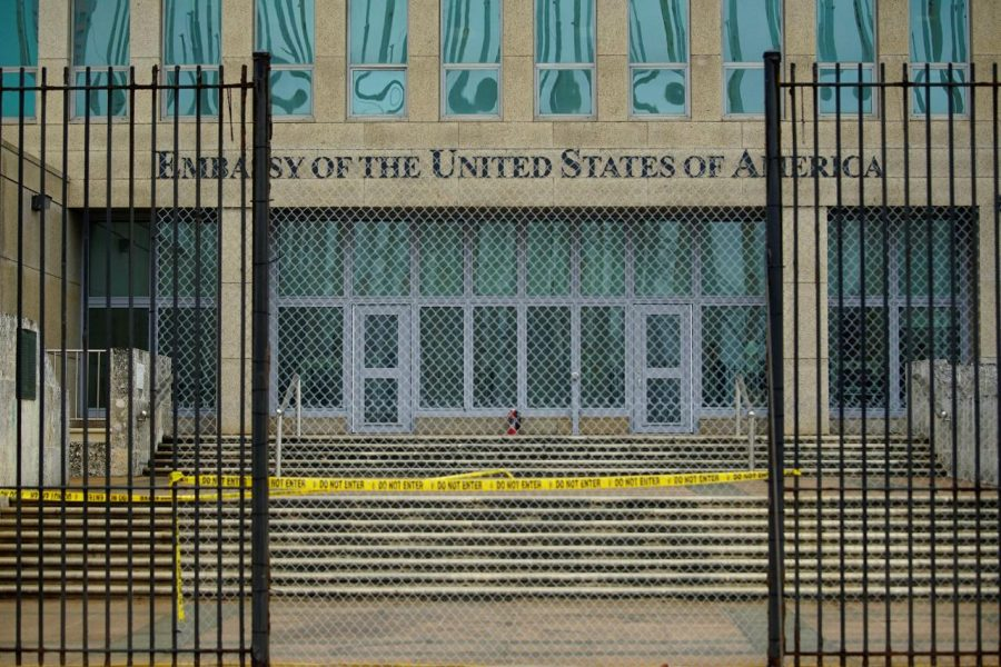 USA  pulls out staff from Cuba after mysterious attacks on diplomats