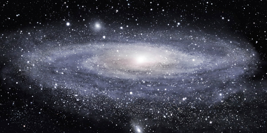 """The discovery was made after they found a """"peculiar"""" molecular cloud located near the center of the Milky Way. Image credit: Thenextweb.com"""