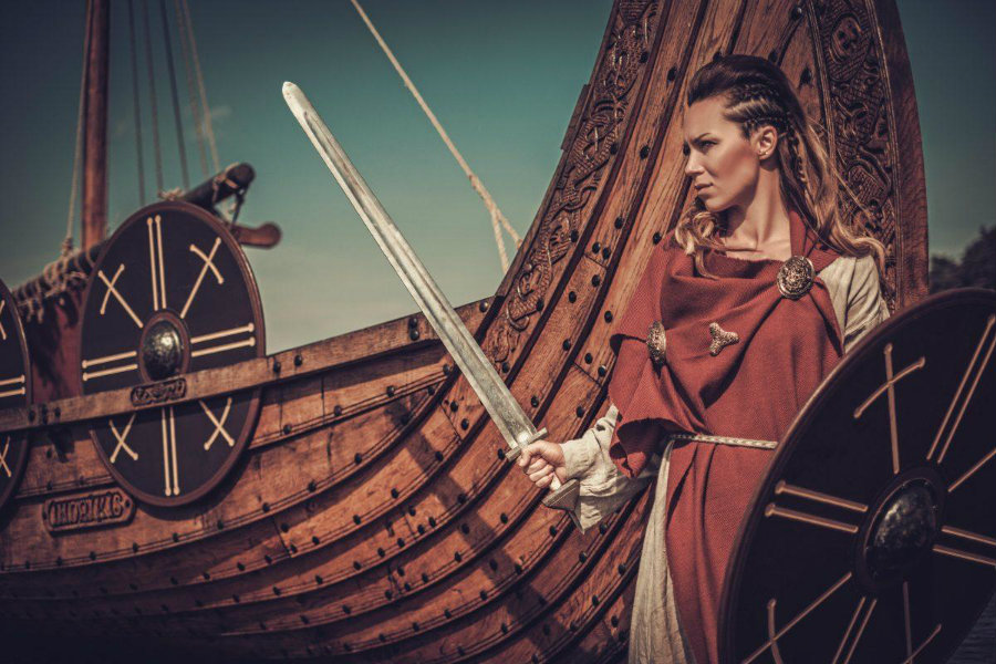 DNA reveals Viking warrior remains belong to woman