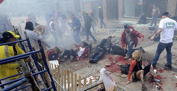 Boston bomber Tsarnaev