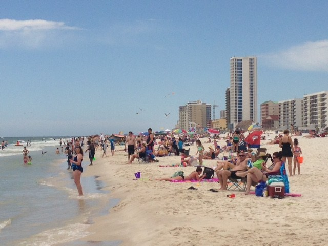 Florida Health Officials Warn Beach Goers Against Flesh Eating