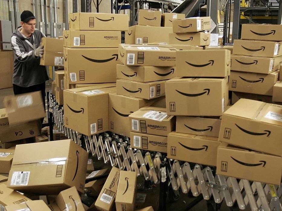 Amazon (Photo Credit: Business Insider)