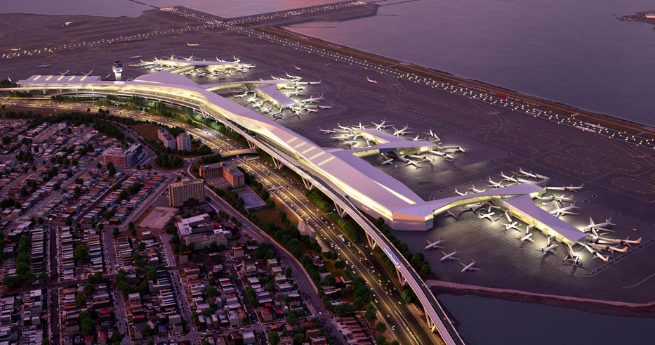 revamp-LaGuardia-Airport