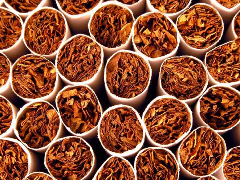 Nicotine is a psychostimulant legal drug responsible for causing addiction to tobacco smoking.