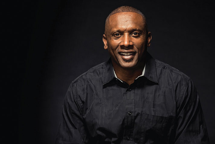 Former Oakland Raiders wide receiver Tim Brown will sign books on Jan. 24 at the Billy Graham Library