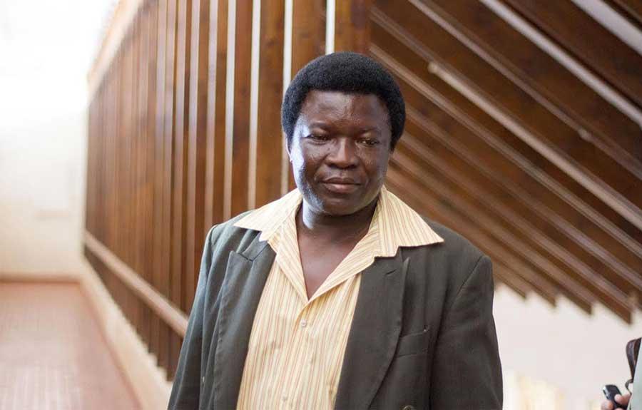 Zimbabwean land owner, Honest Trymore Ndlovu. Image: Zimparks