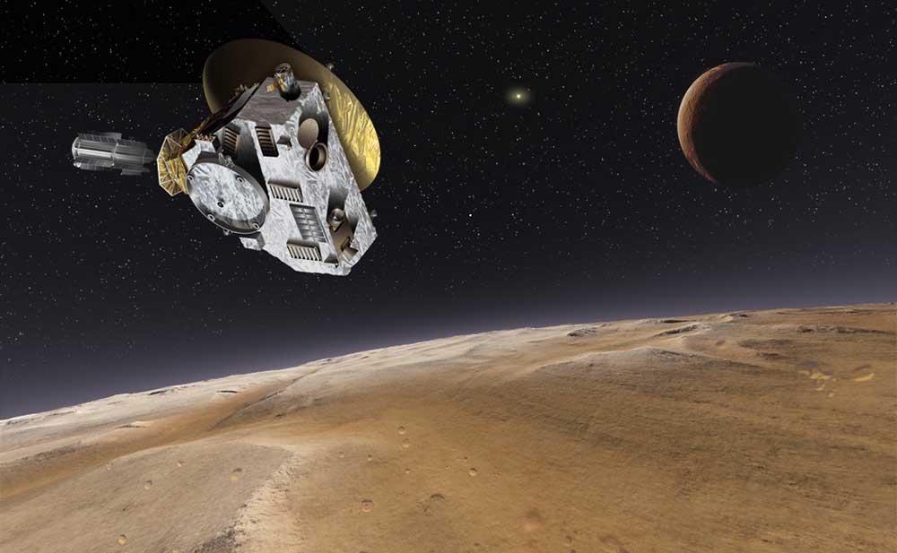 New Horizons. Credits: Slash Gear