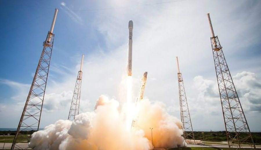 The test involving one of the used Falcon 9 rockets took place at SpaceX-owned McGregor test center in South Texas. Image Credit: PC Mag