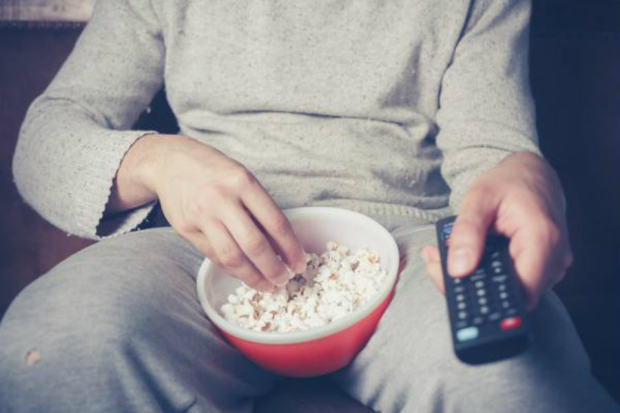 A sedentary lifestyle not only leads to unhealthy consequences for people's bodies but also means a massive amount of money  spent collectively. Image Credit: UPI